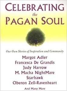 Book cover of Celebrating the Pagan Soul.