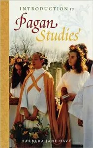 Book cover of Introduction to Pagan Studies.