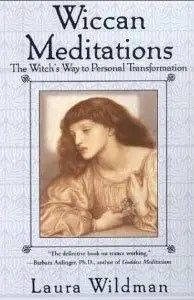 Book cover of Wiccan Meditations.