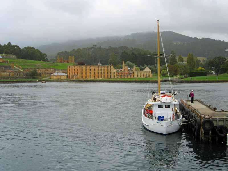 Port Arthur.