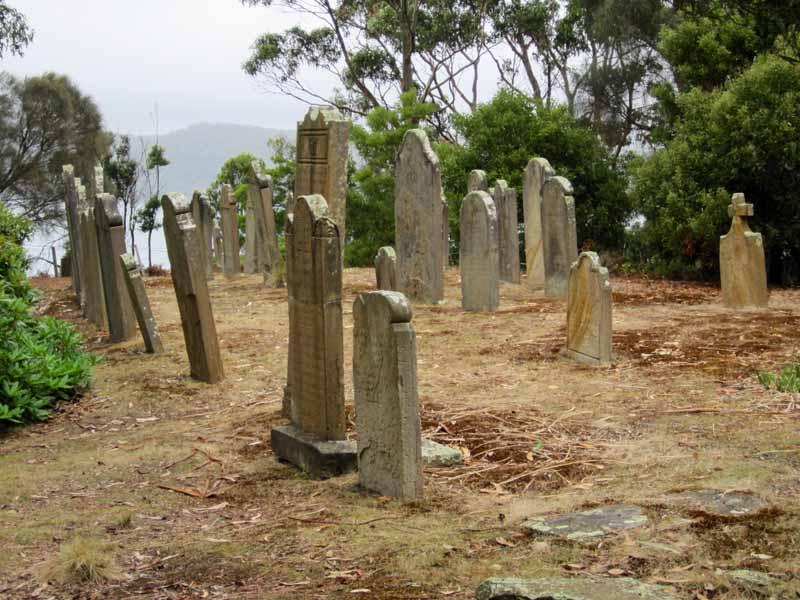 The Isle of the Dead, Port Arthur.
