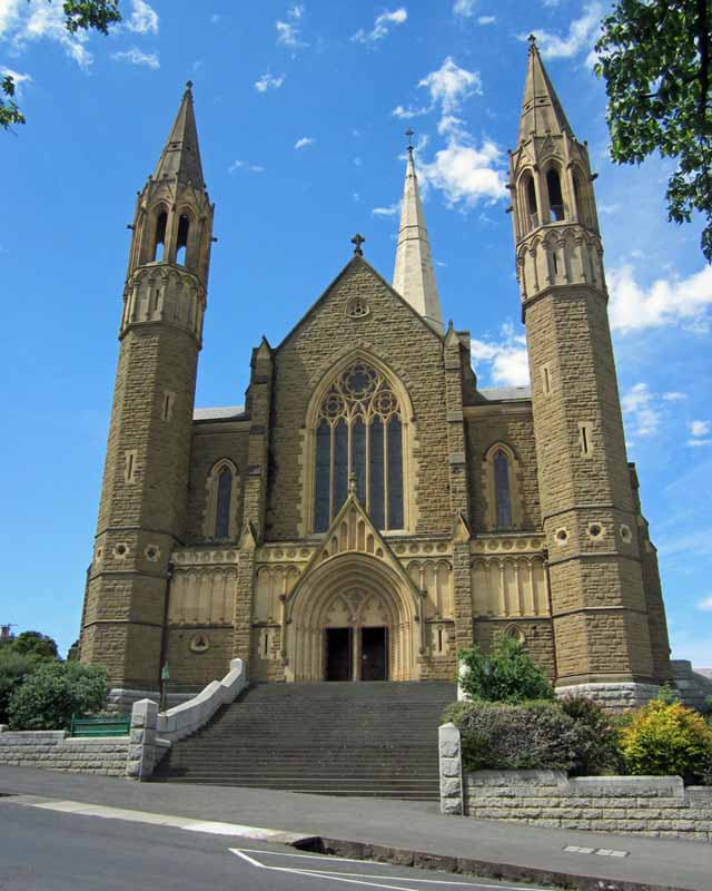Sacred Heart Cathedral, Bendigo.