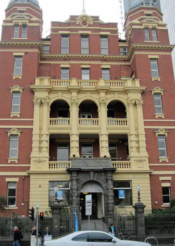 Queen Victoria Women's Centre