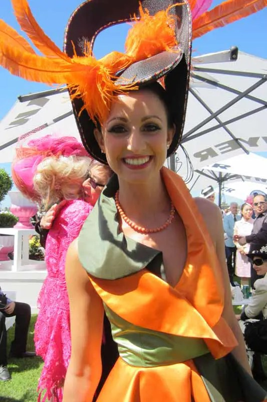 Myer Fashions on the Field.