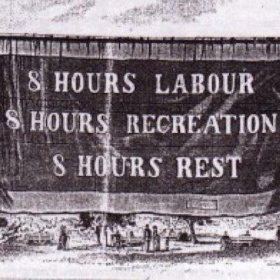 Happy Labour Day, Australia!