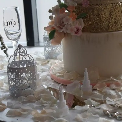 Scenes from the Melbourne Bridal and Honeymoon Expo