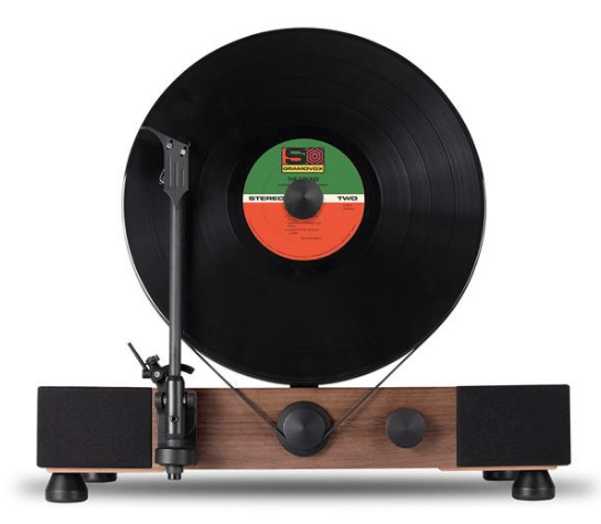 Gramovox Vertical Turntable