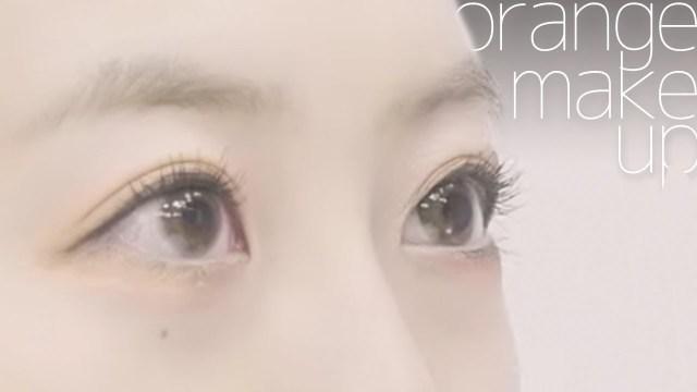 Summer makeup2019キラキラ夏メイク【いのり】