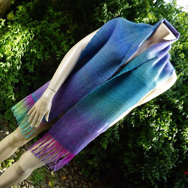 Ladies Handwoven Scarf