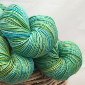 Silk Merino Wool 4 ply