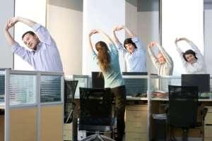 Cum sa te mentii in forma chiar daca lucrezi la birou