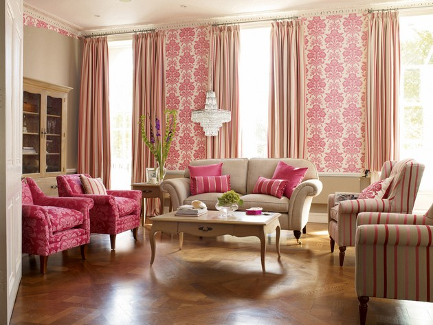 Room-Decor-Ideas-Wallpaper-Living-Room-Room-Ideas-Spring-Wallpaper-12