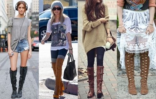 how-to-wear-lace-up-tall-boots