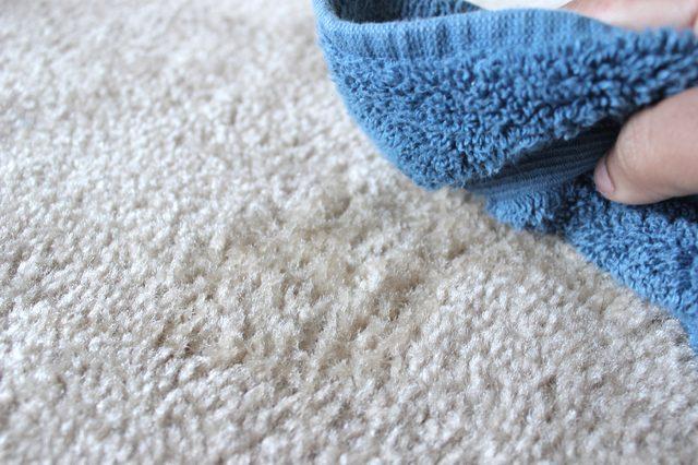 carpet-blotting