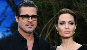Angelina Jolie si Brad Pitt ingroapa securea razboilului