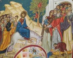 Floriile- mare sarbatoare a Bisericii Ortodoxe