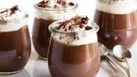 Budinca de ciocolata cu frisca-reteta savuroasa pentru zilele reci