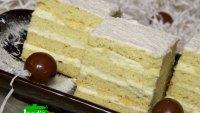 Prajitura Alba ca Zapada: reteta rafinata a unei prajituri fine