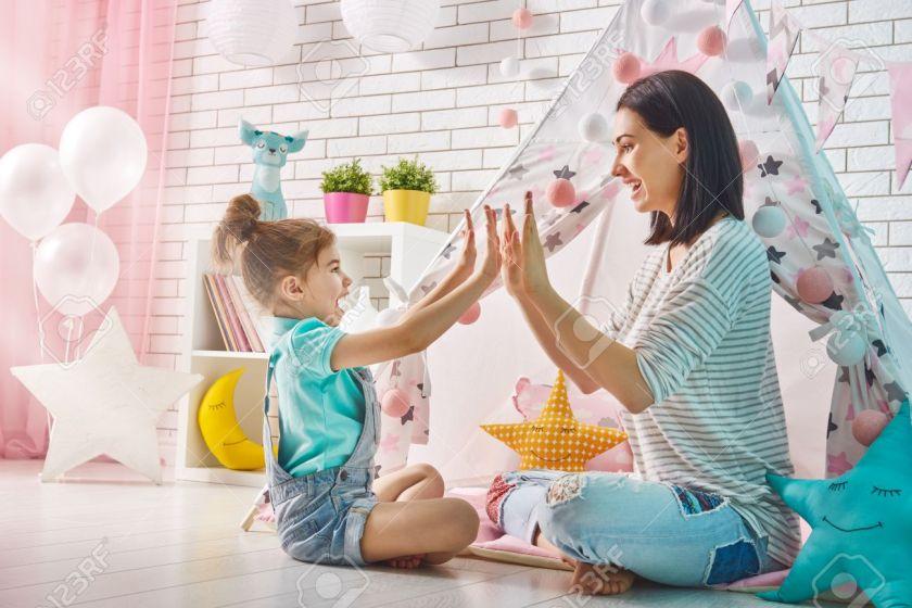 60 de activitati de facut acasa cu copiii !