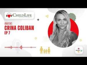 Ep. 7 Crina Coliban – Relatia cu mancarea si cum obtinem permis de parinte (teasing)