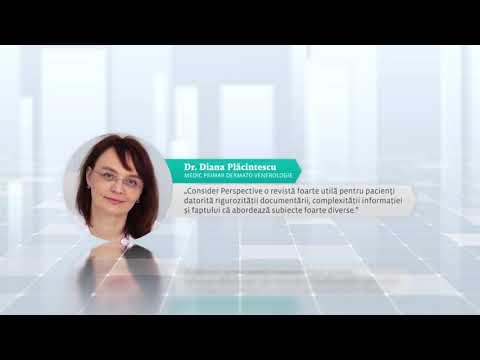 Testimoniale de la medici renumiți despre revista Perspective