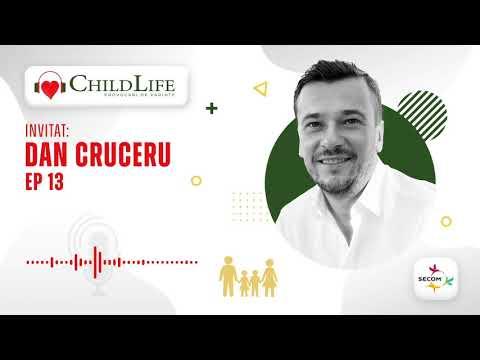 Ep. 13 Dan Cruceru (Taticool) – Cum sa fii tata cool, dar responsabil (Teasing)
