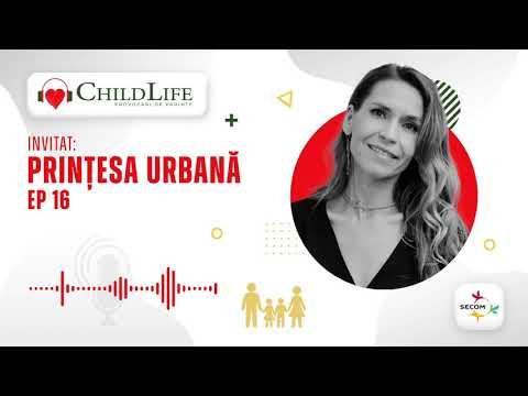 Ep.16. Printesa Urbana – Cum facem sa ne spunem povesti frumoase si adevarate? (teasing)