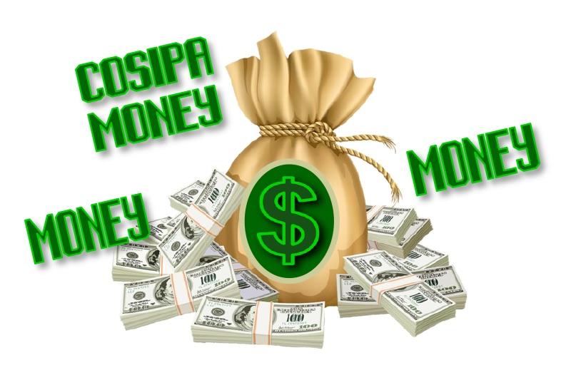 COSIPA Money - Spring Events