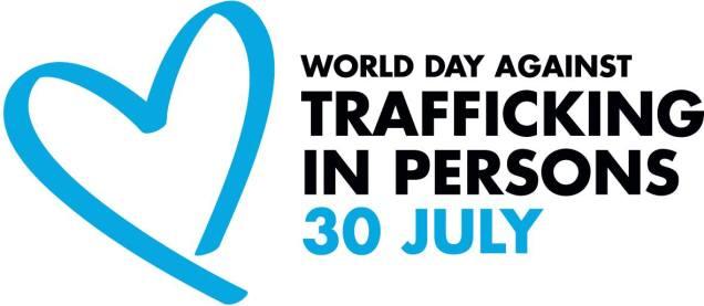 30 Iulie - Ziua Internationala impotriva Traficului de Persoane