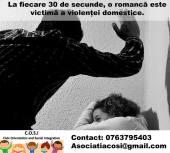 25.11 - Ziua int. pentru eliminarea violenței împotriva femeii
