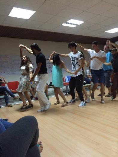 European Youth citizenship – Under Construction - Lyaskovets, BG, 8 - 17 August, 2016