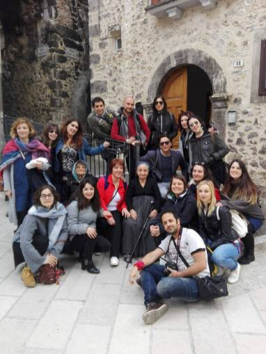 VOCE - The Fascinating Art of Storytelling - Celano, Italy, 2 - 10 April 2017