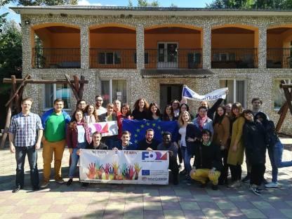 Action2Learn - 24/09 - 04/10, Vadul lui Voda, Moldova
