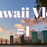 【ハワイで買ったコスメは!?Hawaii Beauty Vlog】ハワイ美容とFASHIONの旅〜初日について何する?編〜