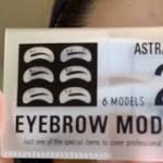 毎日メイク♡6パターンの眉毛を試しました
