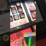 韓国コスメ:CLIOのグリッター/pearl がたっぷりキラキラのグリッターアイシャドウ