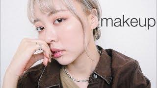 【GRWMメイク記録0716】ゆるっと準備メイク♡Makeup tutorial