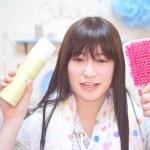 YoshidaAkari! 【ヘアケア】! 前髪のブロー・時短最強スプレー紹介しちゃいます!