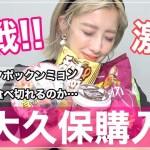 【韓国お菓子】新大久保購入品紹介! part2 【夏焼雅】