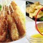 健康的でダイエットに良い揚げ物の作り方・食べ方7選!血液サラサラにして太りにくい揚げ物の調理法とは?意外と知らない!?