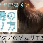ヘアケアソムリエによる【うるツヤ髪になれる、やり方】町田 美容室