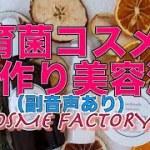 【手作り コスメ】育菌美容液を作ります‼︎〜表皮常在菌育成のためのコスメ作り〜COSME FACTORY