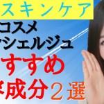 【2020最強美容成分2選】上質なスキンケアコスメはコレだ!!
