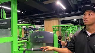 :麻布十番 パーソナルトレーニング 背中 ダイエット 健康