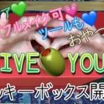 【オリーブヤング】4991円で二万円分のコスメ入手&グリッター祭【福袋開封)