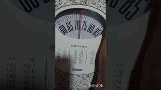 【ダイエット】~11日目~ 11月26日の健康診断までに65kgまで減らしたい😭