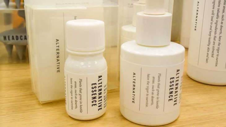 【ロフト限定商品】無香料のエイジング向けブースターオイル オルタナティブ エッセンス