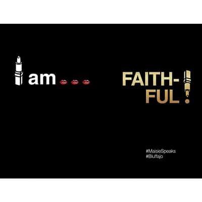 BLUFFAJO FAITHFUL T-SHIRT