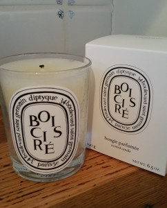 Diptyque Bois Cire Candle - review