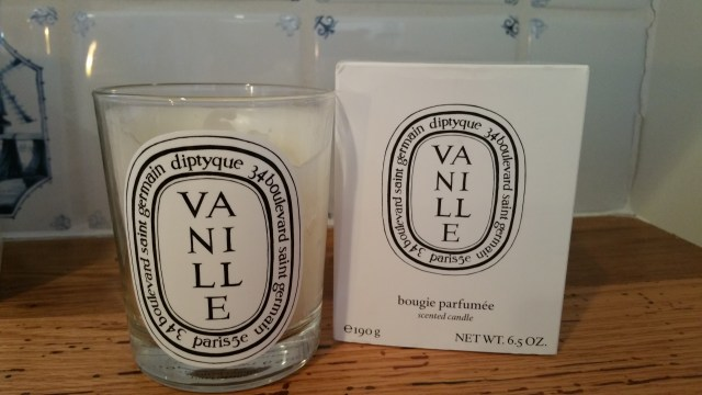 Diptyque Vanille candle - review